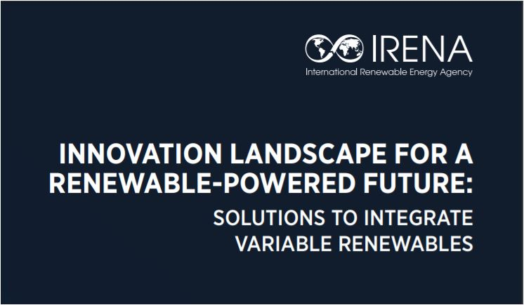 Irena Launches Report On Integration Of Variable Renewables Etipwind