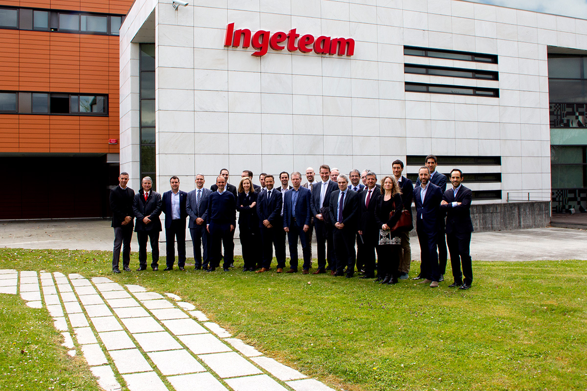 SGRE hosts high level wind technology forum meeting in Bilbao